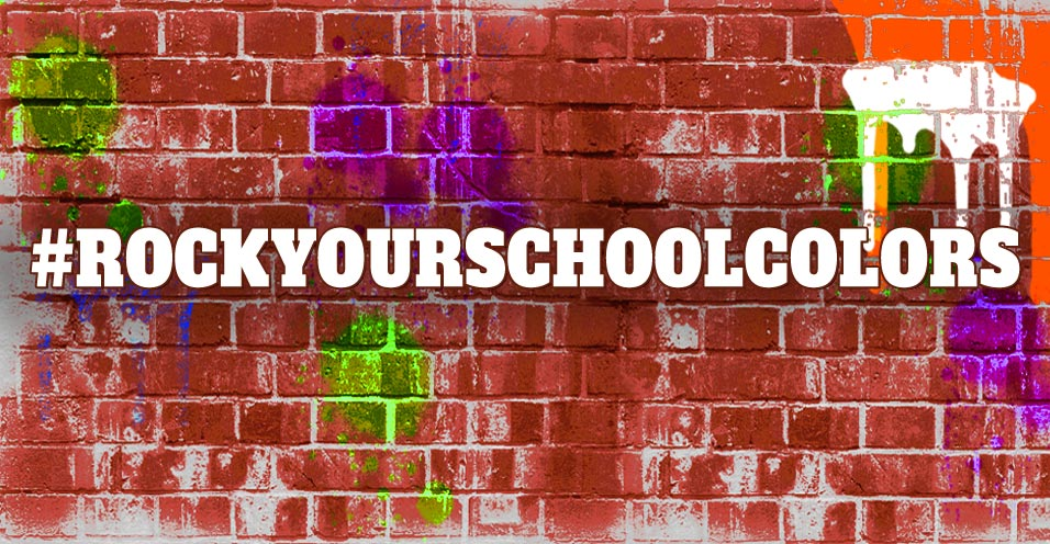 Benjamin Moore Paints: Rock Your School Colors